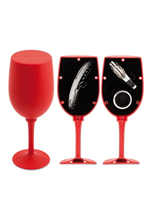 Nektar Şarap Seti Renkli